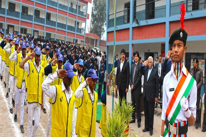 Sant Nirankari Boys Senior Secondary School-Independence day celebration