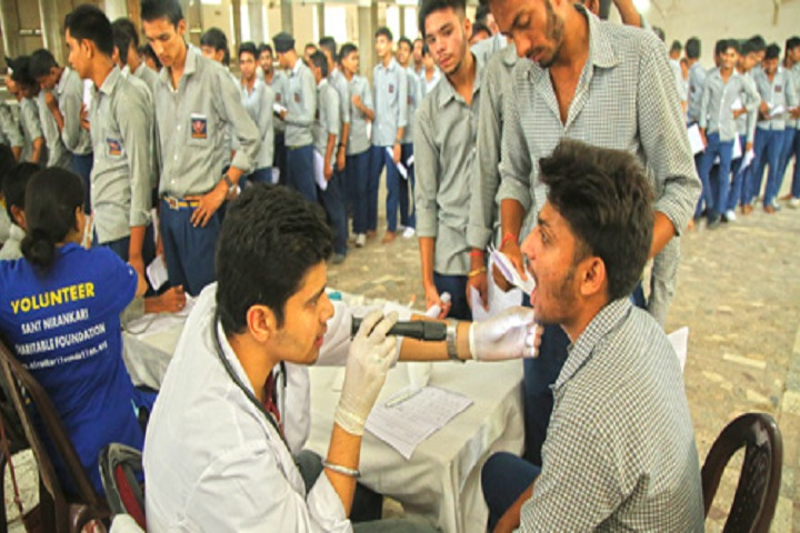 Sant Nirankari Boys Senior Secondary School-Medical Facility