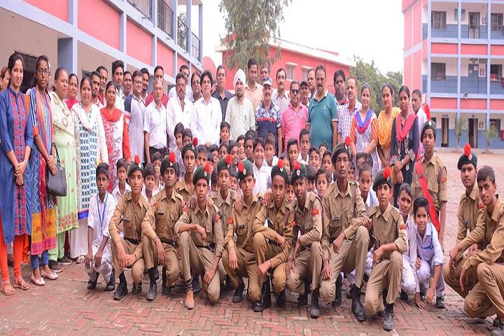 Sant Nirankari Boys Senior Secondary School-NCC