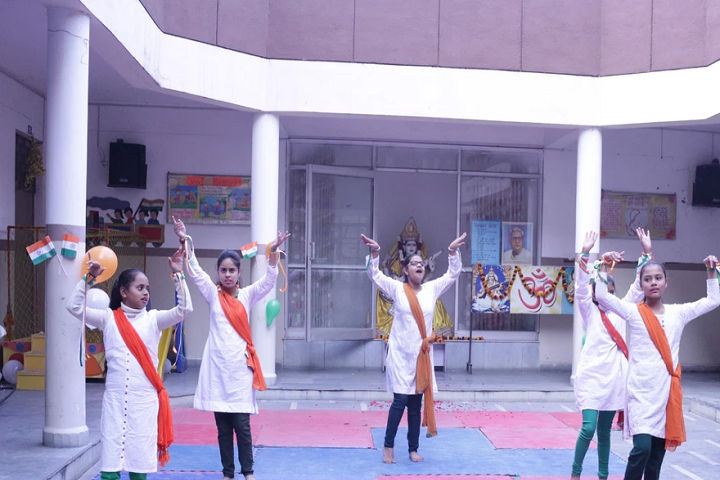 Saraswati Bal Mandir Senior Secondary School-Dance