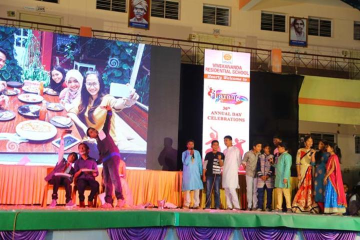 Vivekananda Residential School-Drama