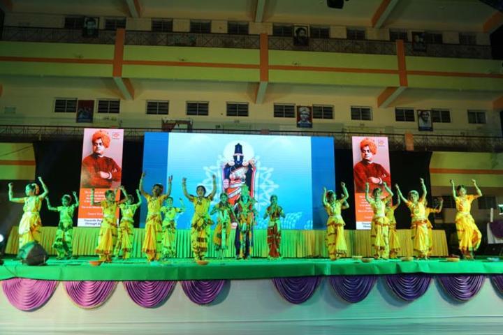 Vivekananda Residential School-Events