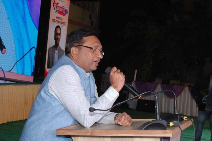 Vivekananda Residential School-Speech