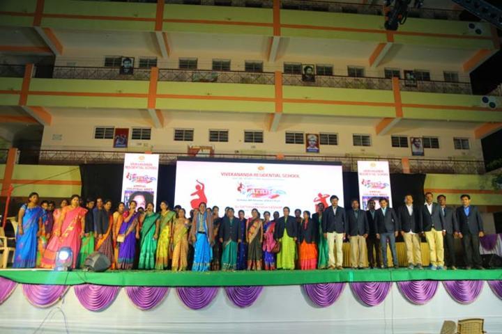 Vivekananda Residential School-Staff