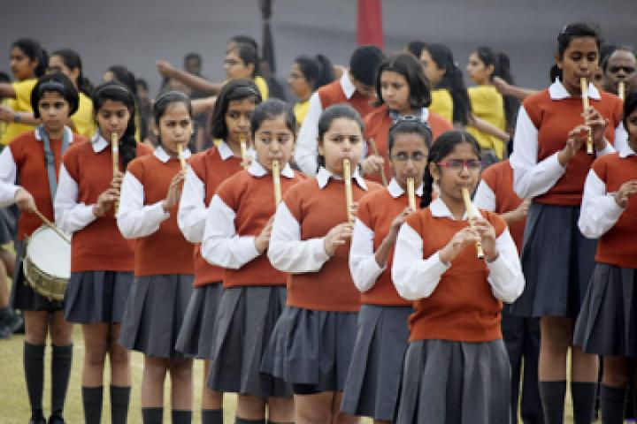 Sardar Patel Vidyalaya-Activities
