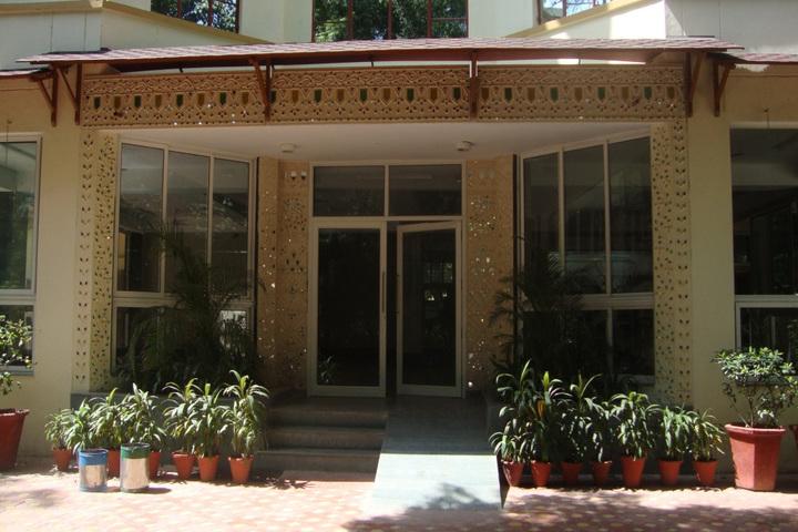 Sardar Patel Vidyalaya-Canteen