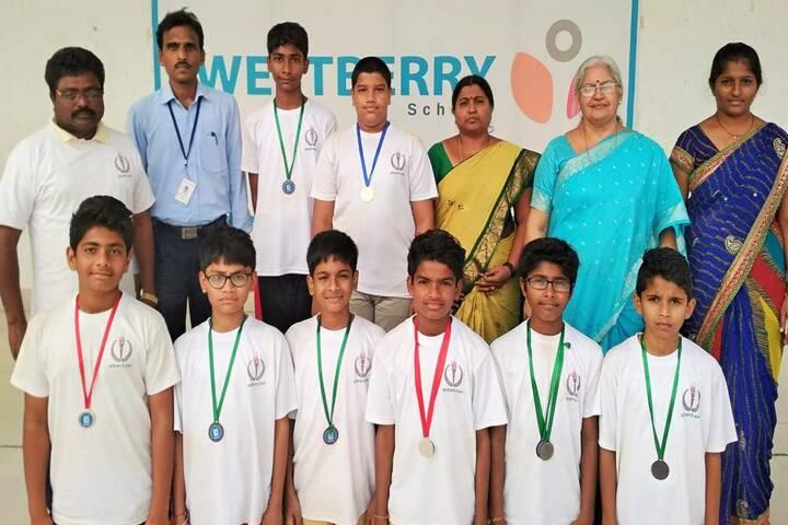 Westberry School-Athletics