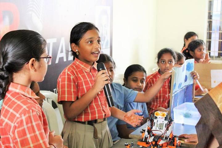 Westberry School- Science Fest