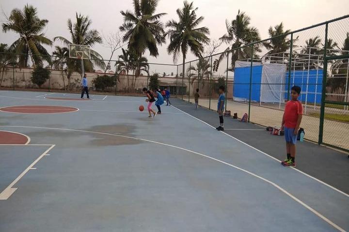 Westberry School- Basketball