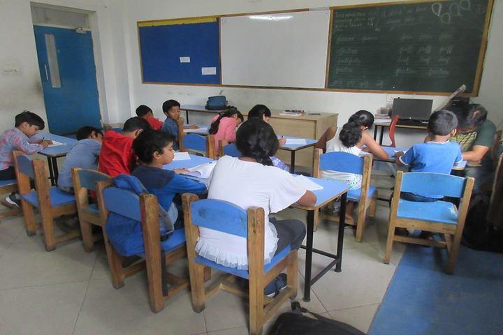 Westberry School- Classrooms