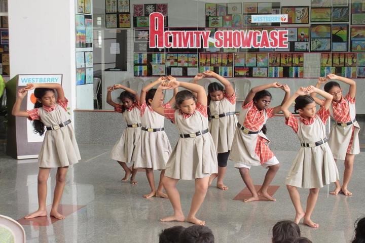Westberry School- Dance