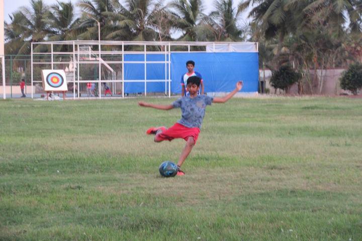 Westberry School- Playground