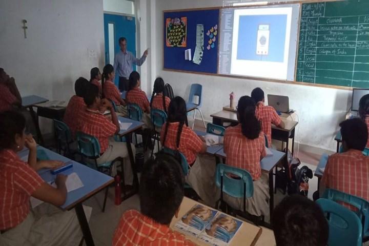 Westberry School- Smart Class