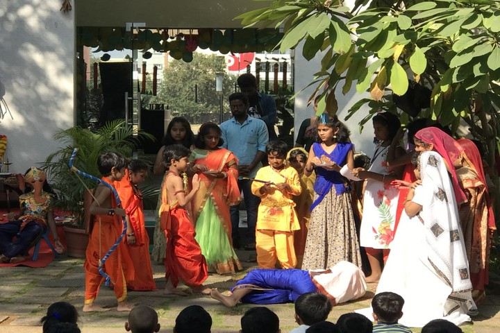 World One School-Diwali Celebration