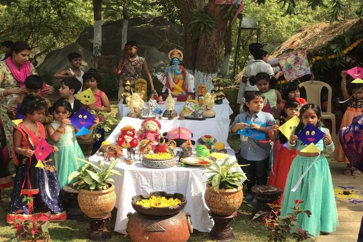 World One School-Pongal Celebration