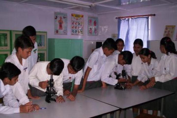 Army Public School-Lab