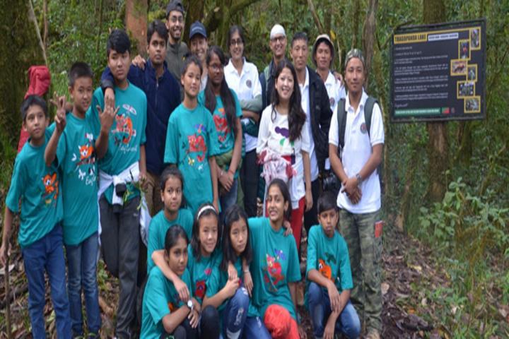 Army Public School-Trip