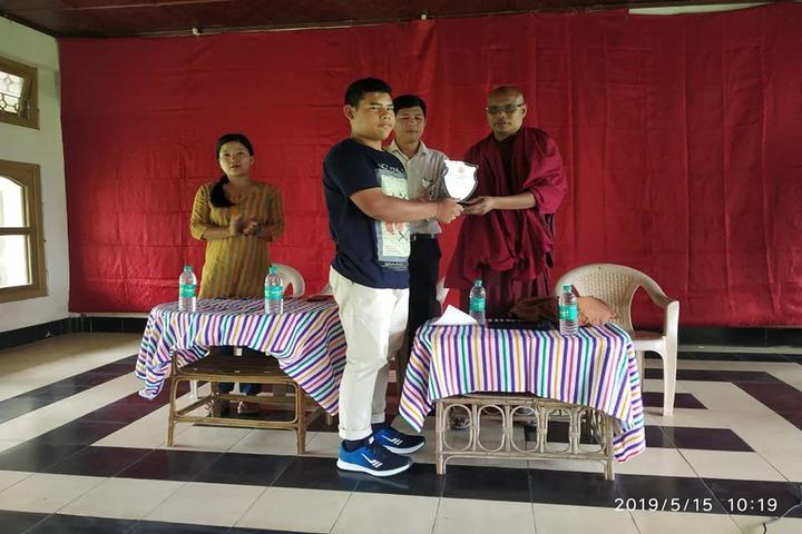 Arunachal Pali Vidyapith-Prizes