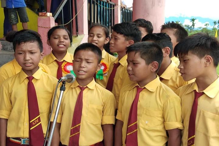 Arunachal Pali Vidyapith-Singing