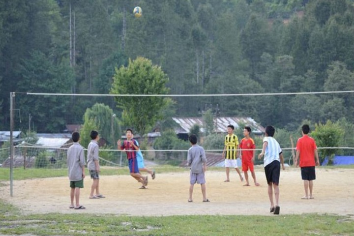 Blue Pine Residential English School-Sports
