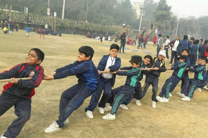 Shah International Public School-Games