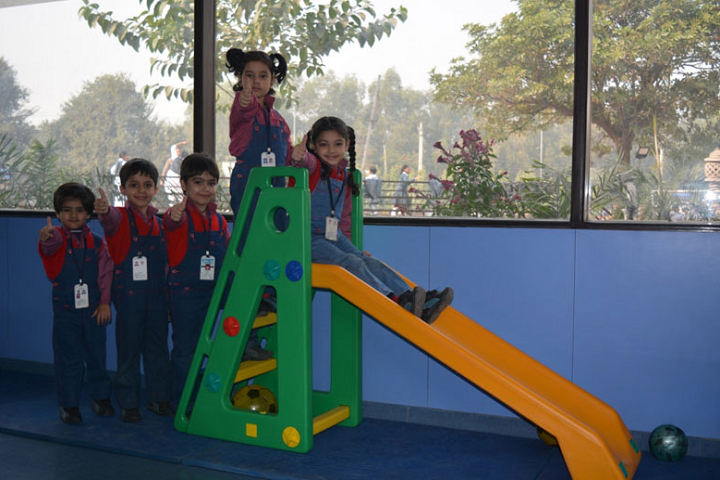 Shah International Public School-Kindergarton