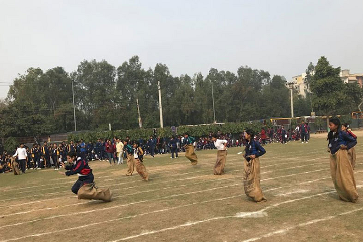 Shah International Public School-Sports