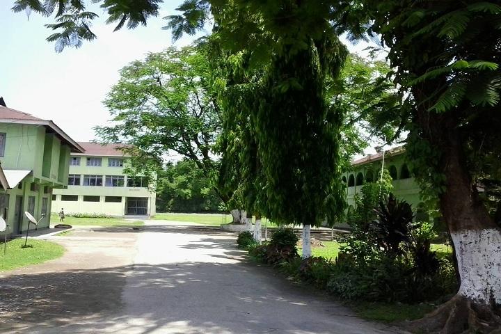 Chow Nanda Memorial School-Campus View