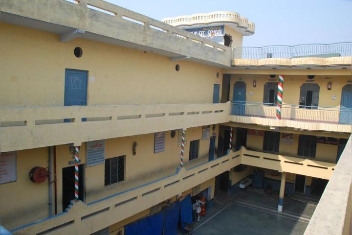 School Building View
