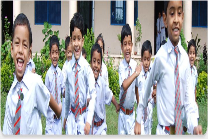 Shri Guru Ram Rai Public School-Students