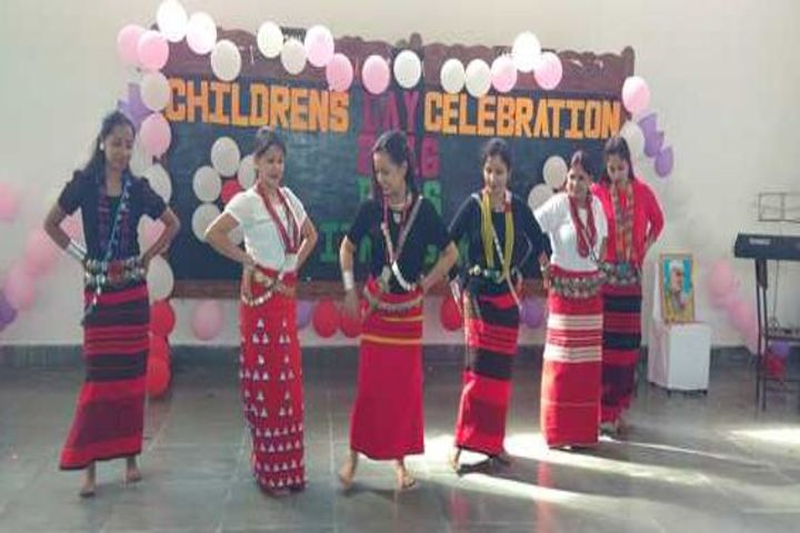 Delhi Public School-Childrens Day Celebrations