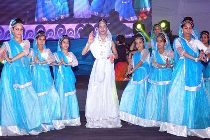 Sidhhartha Public School-Activity