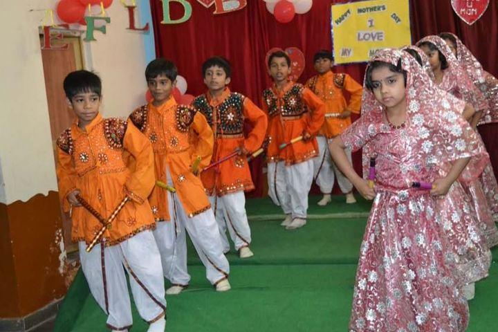 Sidhhartha Public School-Dance