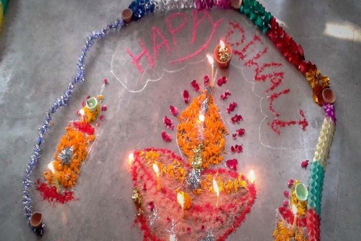 Sidhhartha Public School-Diwali Celebrations
