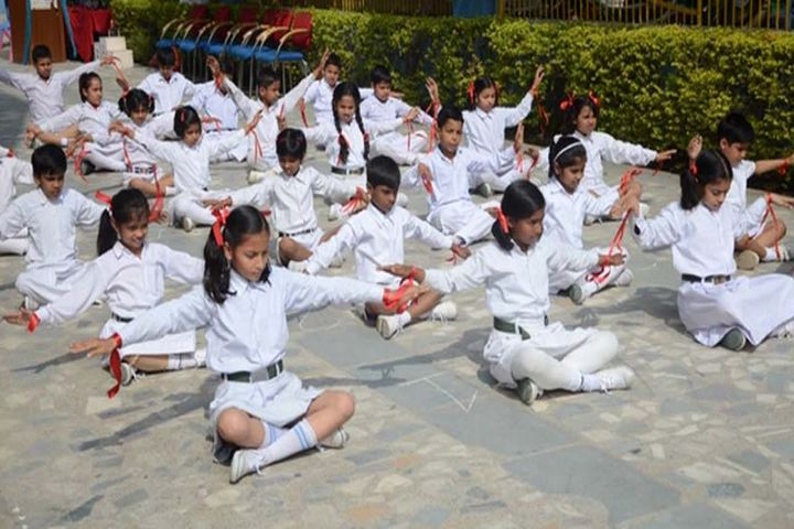 Sidhhartha Public School-Exercise