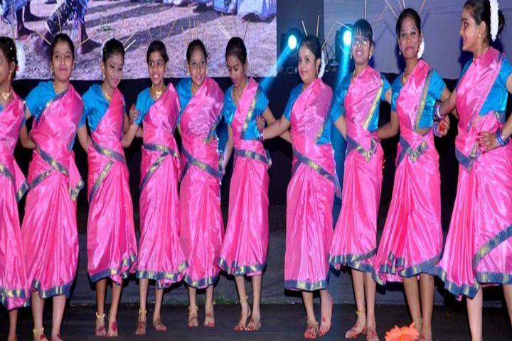 Sidhhartha Public School-Folk Dance