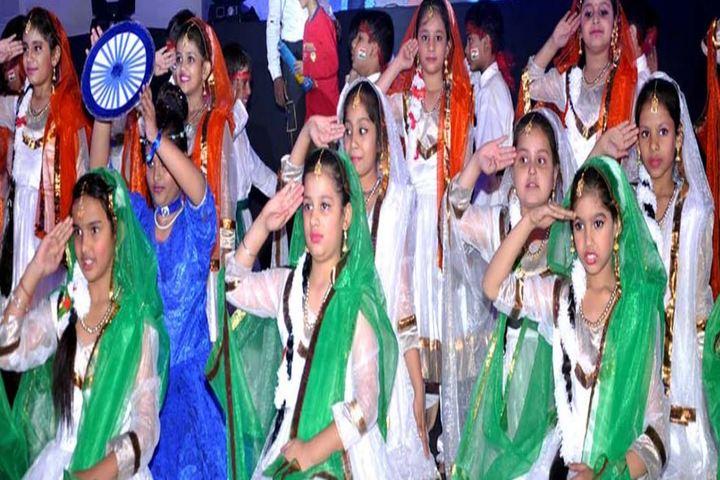 Sidhhartha Public School-Independence Day Celebrations
