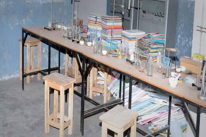 Sidhhartha Public School-Lab