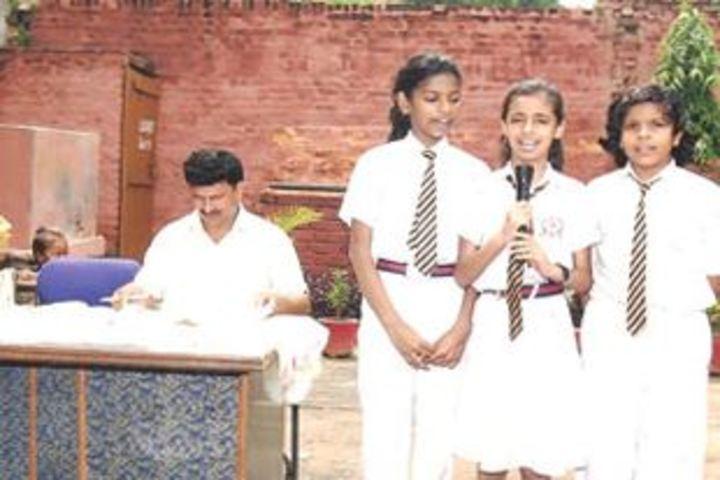 Sidhhartha Public School-Singing