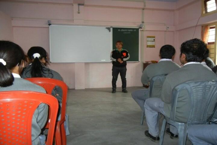 Divine Word School-Class Room