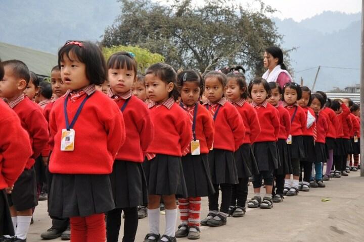 Divine Word School-Kids