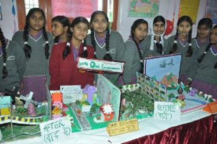 Smt Sarti Devi Public School-Science Exhibition