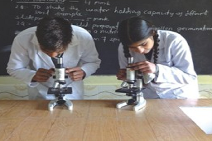 Smt Sarti Devi Public School-Science Lab