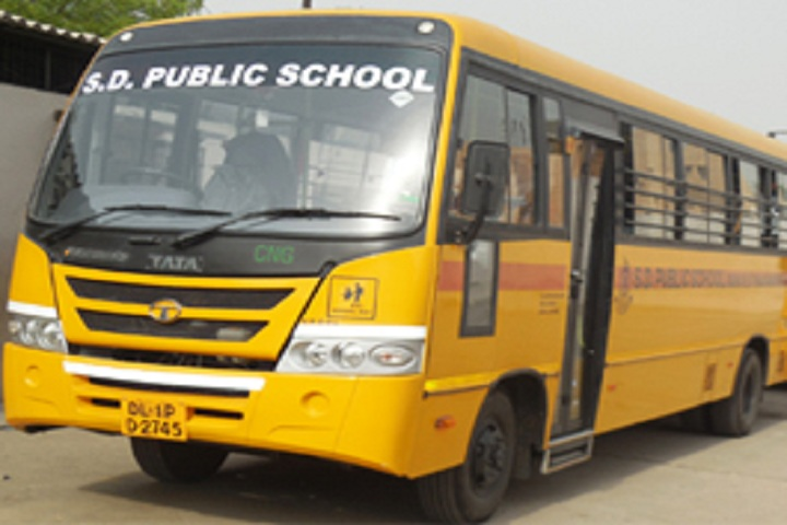 Smt Sarti Devi Public School-Transport