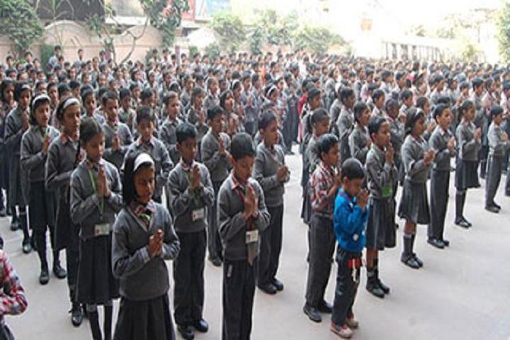 Sona Modern Public Secondary School-Students
