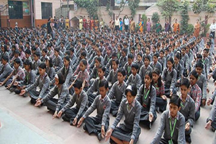 Sona Modern Public Secondary School-Yoga
