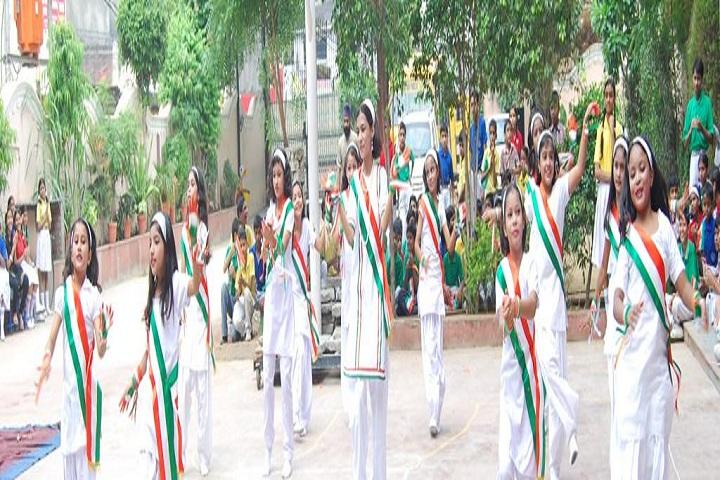 Sona Modern Public Secondary School-Republic Day