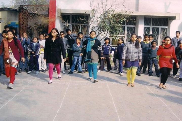 South Delhi Public School-Games