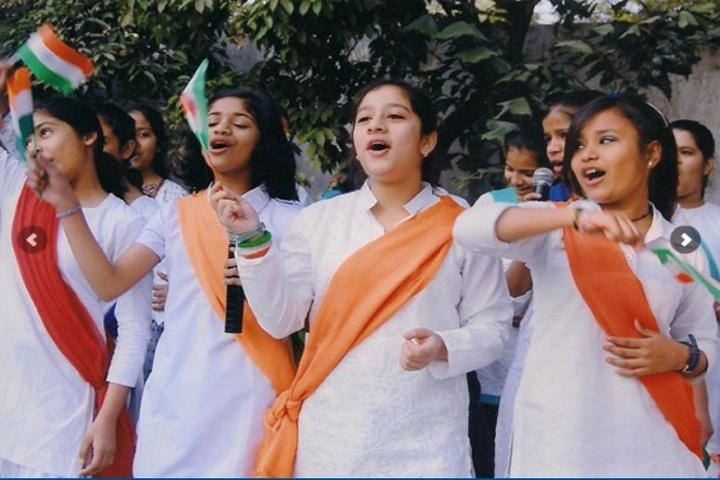 South Delhi Public School-Indepedence day