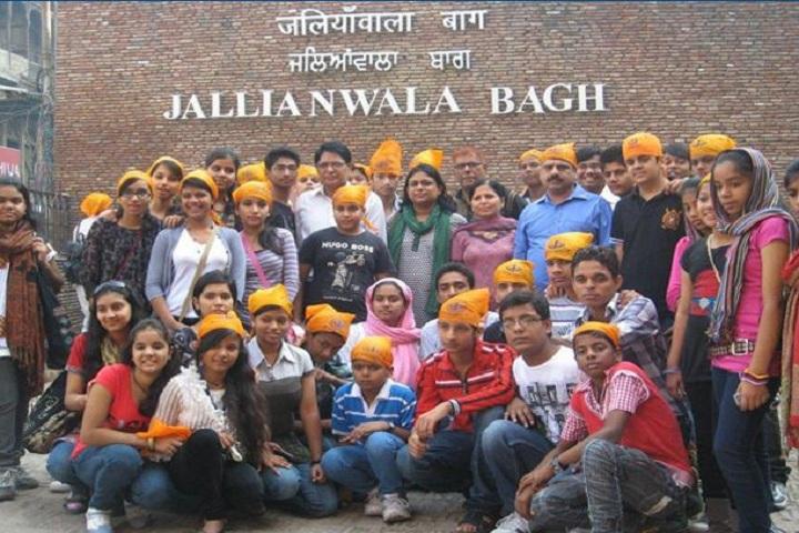 South Delhi Public School-Excursion
